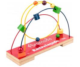 Aramado Infantil Entrelaçado Educativo Carlu Brinquedos