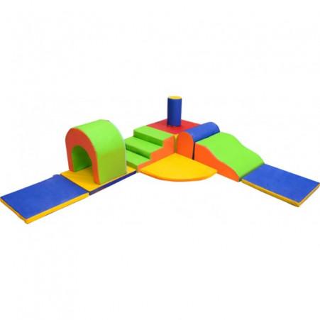 Circuito Espumado Baby Desafio 2 com 10 peças
