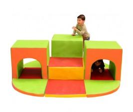 Playground Trio Túnel com 12 peças