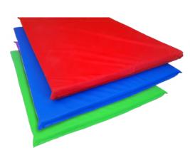 Colchonete Escolar Colorido de 3 cm