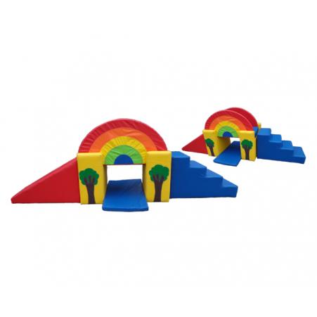 Playground Maternal IV com 8 peças
