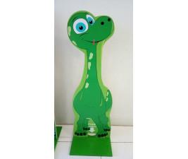 Totem para Álcool em Gel Dinossauro Infantil Ciabrink