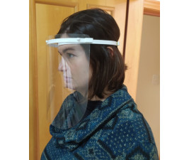 Protetor Facial Face Shield Fixo Adulto