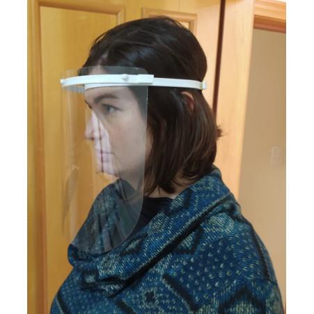 Protetor Facial Face Shield Fixo Adulto