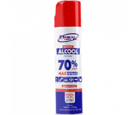 Spray Álcool 400 ml Dimple