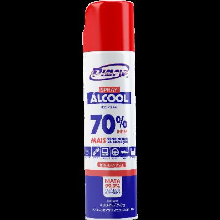 Spray Álcool 400 ml Dimple