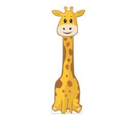 Totem para Álcool em Gel Infantil Girafinha FRIP Brinquedos