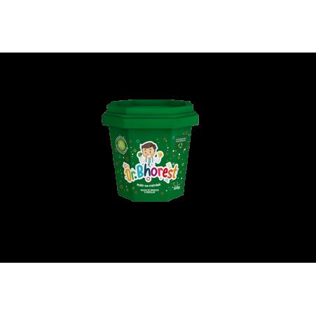 Massinha de Brincar e Modelar Verde Escuro Dr. Bhorest