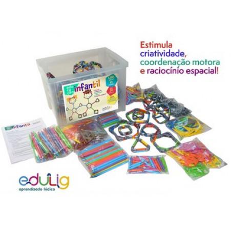 Kit Educacional Infantil Edulig
