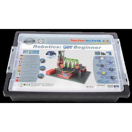 Kit Educacional Fundamental Robótica BT Beginner