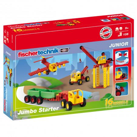 Kit Educacional Robótica Infantil Jumbo Starter