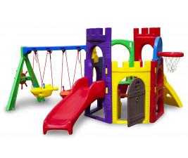 Playground Petit Play com Balanço Freso