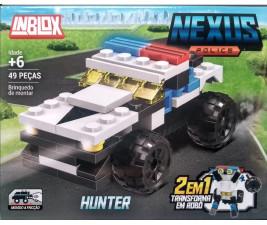 Blocos de Montar com 49 peças Hunter - Inblox Ark Toys