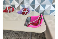 Mesa Maternal com 5 lugares
