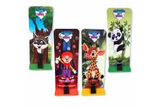 Totem Álcool em Gel Infantil Girafa FRIP Brinquedos Modelos