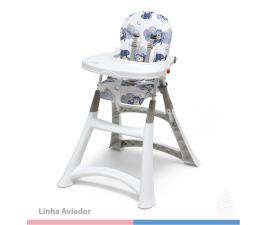 Cadeira Alta Premium Galzerano