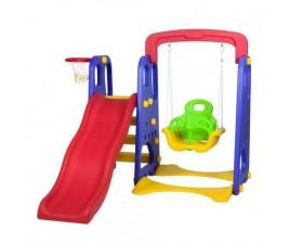 Playground Infantil 3 em 1