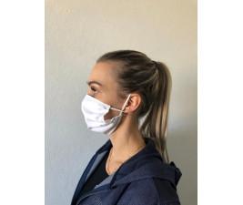 Máscara de Proteção Tecido Duplo Adulto Kiddie