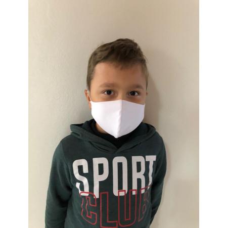 Máscara de Proteção Tecido Duplo Infantil Kiddie