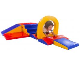 Circuito de Atividades Bebê com 8 peças