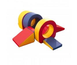 Playground Master Túnel com 8 peças