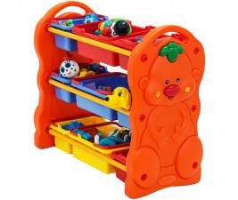 Organizador de Brinquedos Ursinho FRIP Brinquedos