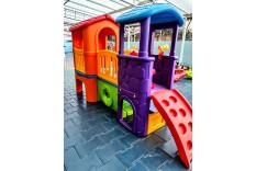 Playground Modular Muralha 2