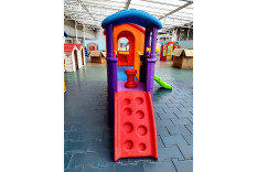Playground Modular Muralha 3