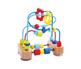Montanha Russa Labirinto Tooky Toy