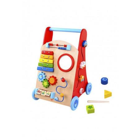 Andador Educativo Multifuncional Tooky Toy