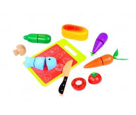 Conjunto Corte de Vegetais Tooky Toy - TKI017