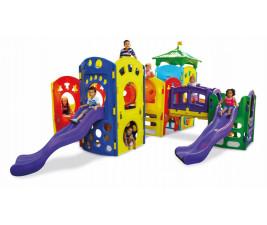 Playground Modular Advanced Xalingo Brinquedos