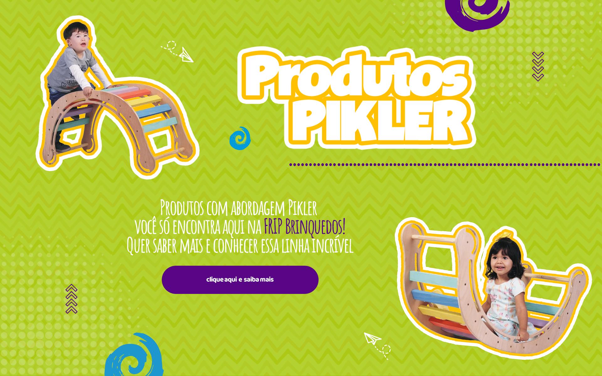 Banner Produtos Pikler