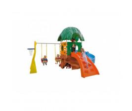 Playground Casa na Árvore com Balanços