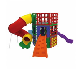 Playground Polyplay Atlas Xalingo Brinquedos