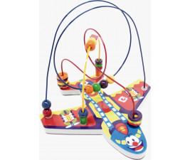 Aramado Avião Educativo Carlu Brinquedos
