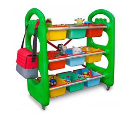 Arrumadinho Pequeno Cestos Freso Brinquedos