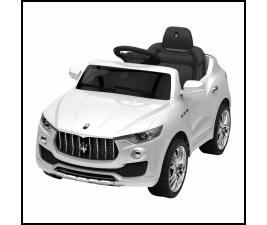 Carro Elétrico 6 Volts Maserati Branco