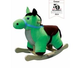 Cavalo Balanço Papo de Pano