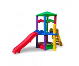 Playground Centro de Atividades com Piscina de Bolinhas