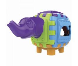 Cubo Didático Elefante