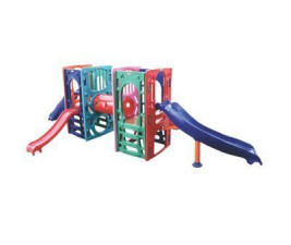 Playground Double Kids Curved