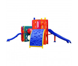 Playground Double Max Mix Triangular Curved II