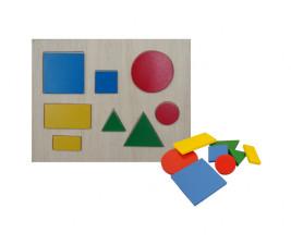 Painel Formas Geométricas