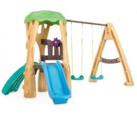 Playground Casa na Árvore Hide & Seek
