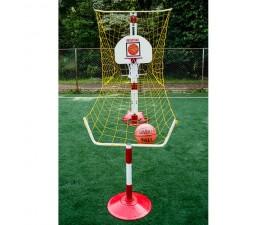 Kit Mini Basket com rede de retorno