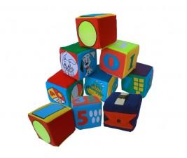 Kit Cubinhos com 10 peças