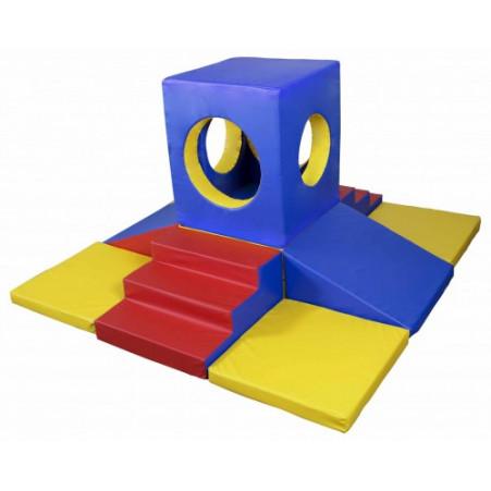 Playground Master Play com 15 peças