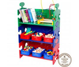 Organizador Quebra Cabeça Fashion Toys
