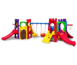 Playground Petit Play Plus com Balanço Jet Freso